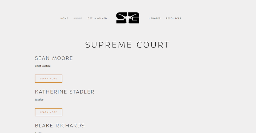 Part of the SG Supreme Court website. Those buttons redirect back to this page.